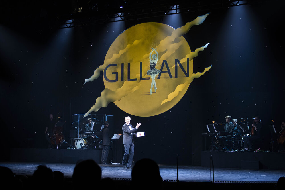 To Gillian, With Love